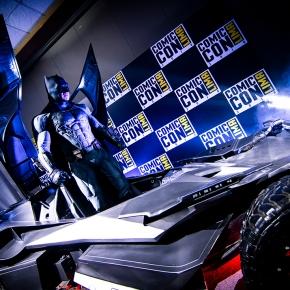 Comic Con Lima 2019 en el Centro de Exposiciones del JockeyClub