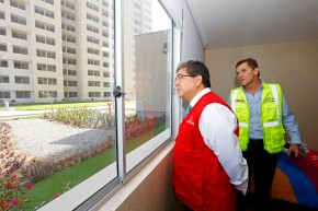 Contralor General del Perú visitó las sedes de los Juegos Panamericanos Lima2019