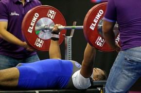 Copa del mundo de parapowerlifting: Perú obtuvo dosmedallas