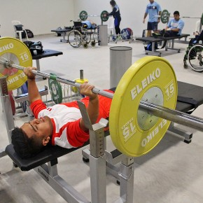 Diego Quispe, el powerlifter de talla baja rumbo a los Juegos Parapanamericanos Lima2019