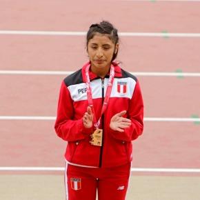 En 20 mil metros marcha Peruana Leyde Guerra obtuvo medalla de bronce  en Campeonato Sudamericano de Atletismo de Mayores rumbo a Lima2019
