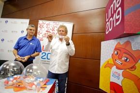 Fixture del Fútbol 7 y Baloncesto en silla de ruedas en los Juegos Parapanamericanos Lima2019