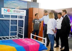 Juegos Panamericanos Lima 2019 recibió primer lote de bienes adquirido a micro y pequeñasempresas