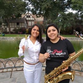 Maridaje de música y pisco: Saxofonista Claudia Medina y De Pisco Madre se unen para fortalecer el posicionamiento de bebida banderaperuana