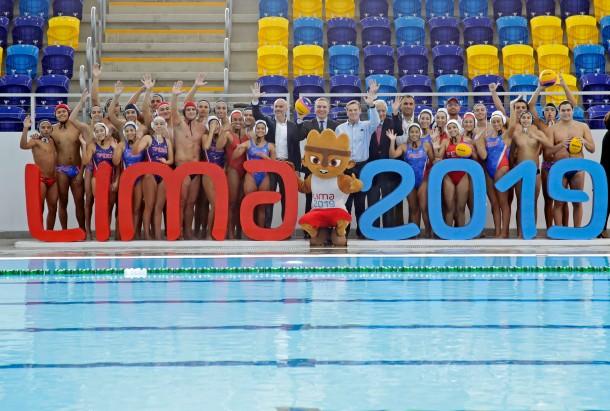 3acc15128304 Organización de los Juegos Panamericanos LIMA 2019 entregó el Centro ...