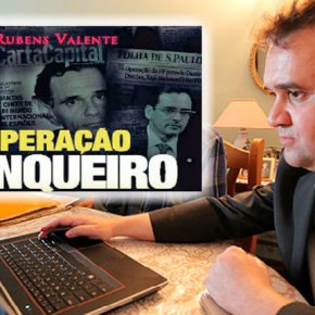 Periodista Rubens Valente autor del libro Operação Banqueiro habla sobre temas periodísticos y de lasociedad