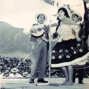 Rendirán homenaje a Doña María Alvarado Trujillo – Pastorita Huaracina en el Centro deLima