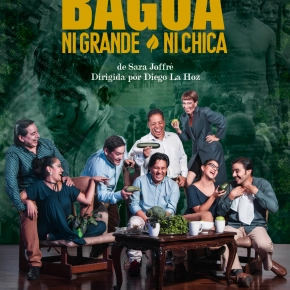 """Bagua, ni grande ni chica"", obra teatral póstuma de SaraJoffré"