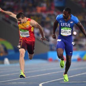 El gran atleta Justin Gatlin participará en los Juegos Panamericanos 2019 con atletas rankeados de laIAAF