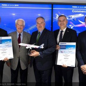 JetSMART firmó acuerdo con Airbus para compra de 12 aeronaves A321XLR a partir del2025