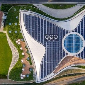 La Casa Olímpica se convierte en uno de los edificios más sostenibles delmundo