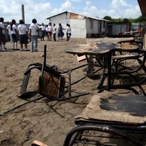 Más altas tasas de deserción escolar en Perú:Ucayali, San Martín, Lambayeque, Loreto, La Libertad yAmazonas