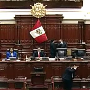 Momento político y técnico trascendente en Perú: Cuestión de confianza solicitada por elEjecutivo