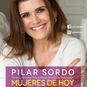 Pilar Sordo llegará a Lima para 'Mujeres deHoy'