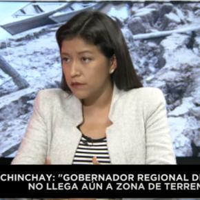 Tras una semana de terremoto en Perú: Alcalde del distrito loretano de Lagunas pide presencia a la autoridad provincial yregional