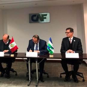 CAF y COFIDE facilitarán financiamiento y asistencia técnica a pymes de Perú en marco de promoción de los países de la Alianza delPacífico