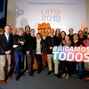 Ceremonias de los Juegos Lima 2019 están a cargo de la empresa italiana Balich WorldWide con la participación de artistas peruanos einternacionales