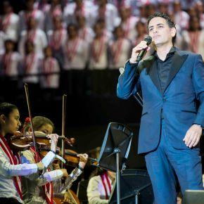 Concierto gratuito de Juan Diego Flórez junto a Sinfonía por el Perú:Indicaciones