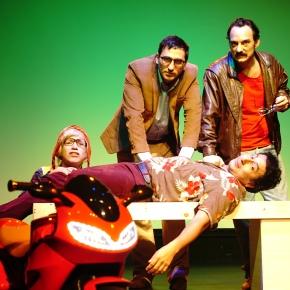 """""""Más pequeños que el Guggenheim"""" en el nuevo Teatro Julieta, deMiraflores"""
