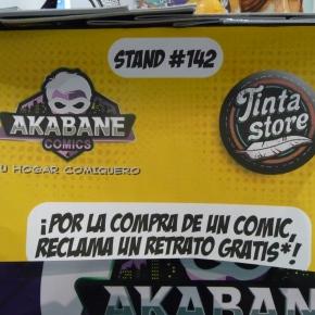 En la FIL Lima 2019, por la compra de un cómic de 5 soles, te puedes llevar un retrato dibujadogratis