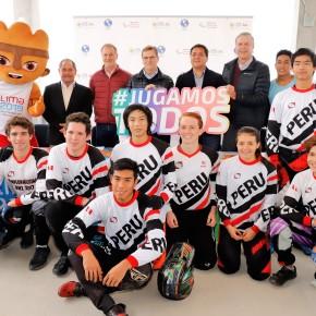 La organización de los Juegos Panamericanos Lima 2019 entregó el circuito BMX Race a Federación Peruana deCiclismo