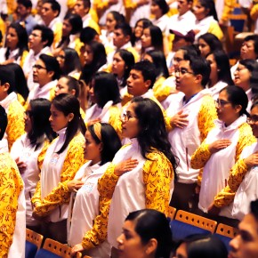 Más de mil voluntarios se comprometieron a brindar su total apoyo a los Juegos Pamamericanos y Parapanamericanos Lima2019