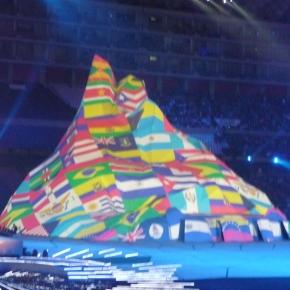 Ceremonia inaugural de los Juegos Panamericanos Lima 2019 fue histórica, vibrante eintegradora