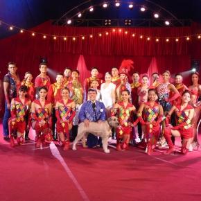 Pitillo aclara el significado de la palabra Payaso en el marco de la nueva temporada de su Circo de la Alegría en el JockeyPlaza