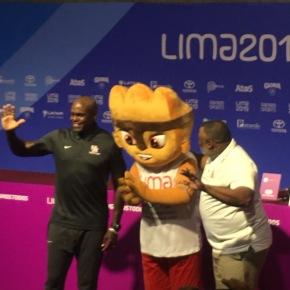 Carl Lewis en Lima 2019 enfatiza que la naturaleza del deporte no son losrécords