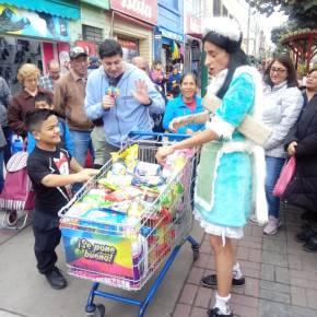 """Excelsa"" causó alboroto en mercado deMagdalena"