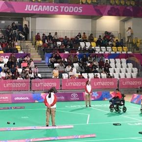 México gana apretado partido 4-3 en semifinal individual de Boccia Parapanamericanos 2019