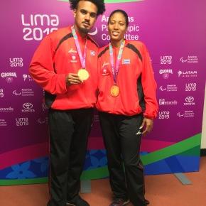 Omara Durand, la paratleta más veloz del mundo gana nuevo oro por 200 metros en Parapanamericanos Lima2019