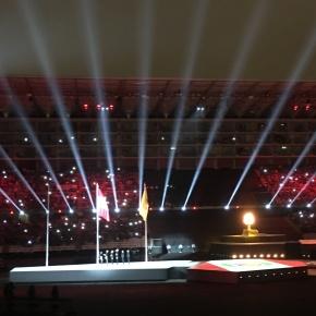 Panamericanos Lima 2019 cerró con ceremoniaimpecable