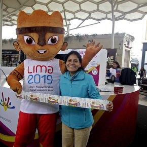 La Fiesta continúa en los Juegos Parapanamericanos Lima 2019 con los mejores paradeportistas deAmérica