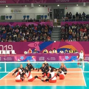 Yovani Castillo, capitana del equipo Perú de vóleibol sentado destaca cómo renació gracias aldeporte