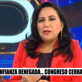 Ministra de la mujer en Perú: Compromiso del gobierno Vizcarra es ejecutar el presupuesto y realizar obras bajo la supervisión de la Contraloría de laRepública
