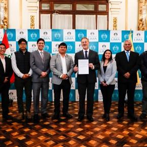 Lima, Carabayllo, Rímac y Santa Rosa instalarán almacenes de ayudahumanitaria