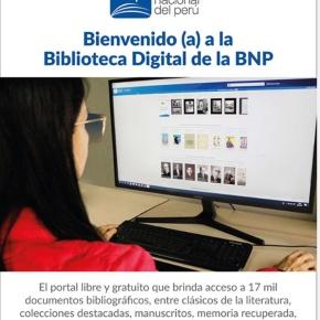 Biblioteca Digital de la BNP más cerca detodos