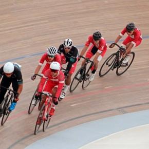 Campeonato Nacional de Ciclismo se realizó en el Velódromo de laVidena