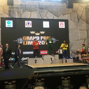 Australia y China obtuvieron medalla de oro en modalidad de arranque y envión respectivamente en Grand Prix de Levantamiento de pesas Lima2019