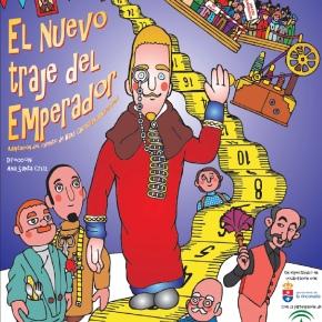 """Desde España, con la compañía de títeres Desguace Teatro """"El nuevo traje delemperador"""""""