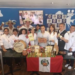 Embajadores gastronómicos peruanos participarán en Inkazteca y exposición enBruselas