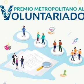 """Premio Metropolitano al Voluntariado """"Premevol"""": inscripciones hasta el 22 denoviembre"""