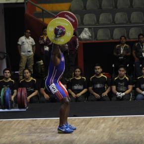 Dominicano Zacarías Bonnat ganó en categoría 81 kilos en el Grand Prix Lima2019