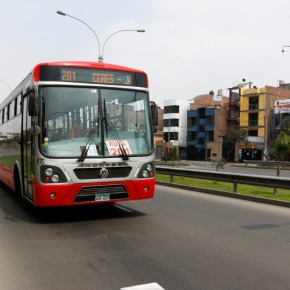 Servicio especial de buses por Final de Copa Libertadores 2019 enLima