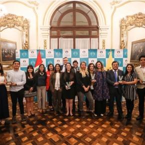 Municipalidad de Lima entregó Premio Metropolitano al Voluntariado (Premevol)2019
