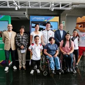 """Exposición fotográfica """"Jugamos Todos"""" revive Los Panamericanos y Parapanamericanos Lima2019"""
