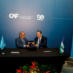 Acuerdo de CAF y UNICEF por el desarrollo de la primera infancia y los jóvenes en AméricaLatina