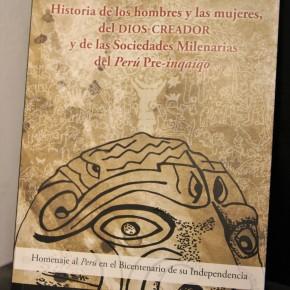 Historia de los hombres, las mujeres, el Dios Creador y las Sociedades milenarias de PerúPre-Inqaiqo