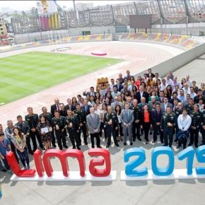 Lima 2019 reconoció labor de la PNP en los Juegos Panamericanos y Parapanamericanos
